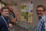Leo Beukeboom presents the BINGO network at the XXVth International Congress of Entomology in Orlando, Florida, USA (September 2016)
