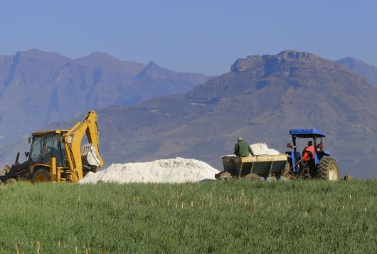 Europe's food safety horizon stretches till South Africa