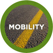 Theme 4: Increasing the sustainability of mobility and logistics