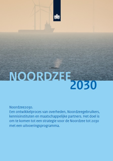 Download flyer Strategie Noordzee2030