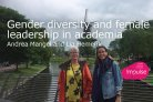 The Importance of gender diversity and female leadership in academia