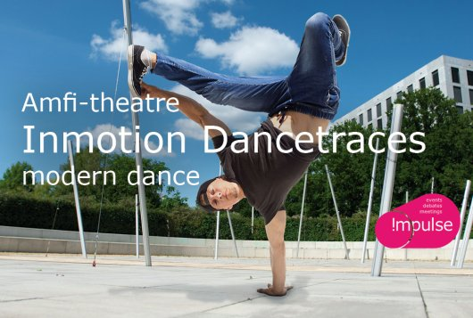 Inmotion Dancetraces | Modern dance