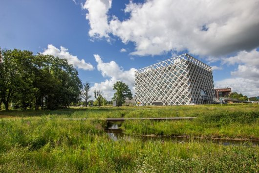 Atlas on Wageningen Campus