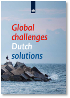 Global challenges Dutch solutions