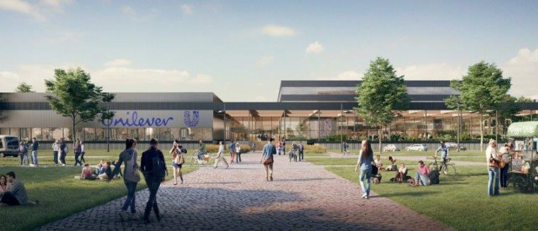 Transparency key to new Unilever building